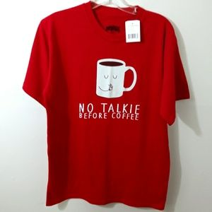 Tops - NWT graphics tee size M